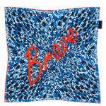 Irish Empowerment Collection Brave Small Silk Scarf