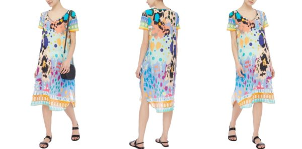 SS19 Susannagh Grogan Carnival Collection Skin Print Tunic