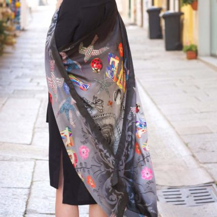 Large Love Scarf Susannagh Grogan