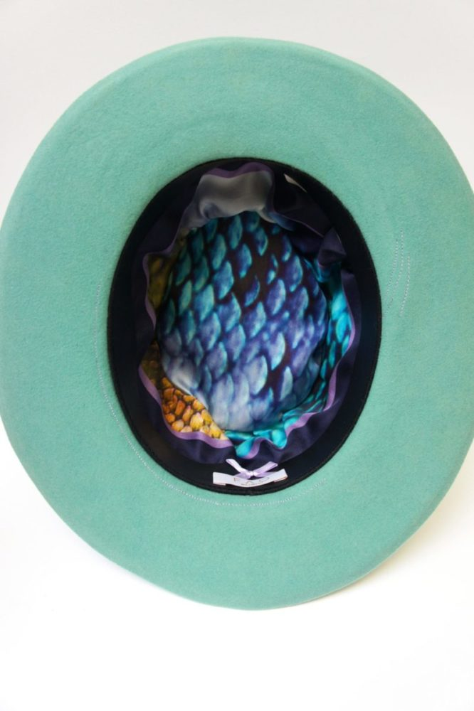 Sustainable Fashion - FAO Millinery & Susannagh Grogan collaboration