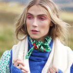 Susannagh Grogan Scarves | Grá or Love scarf