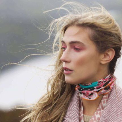 Susannagh Grogan Scarves | Láidir or Extraordinary scarf