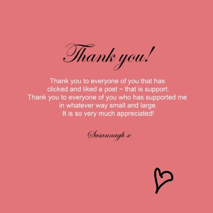 Thank-you Susannagh Grogan Scarves